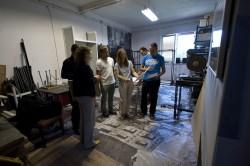 Praca zespołowa, fotoedycja, Dom Spotkań z Historią