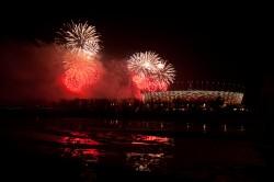 Otwarcie Stadionu Narodowego w Warszawie, Fotografia jest prosta!