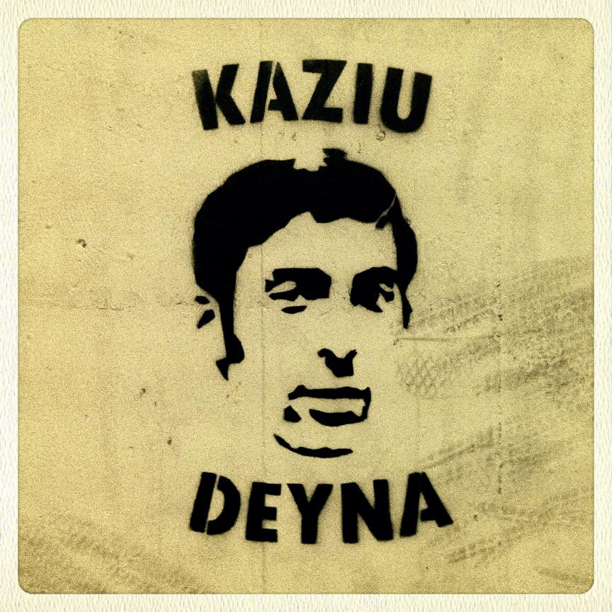Kazimierz Deyna mural