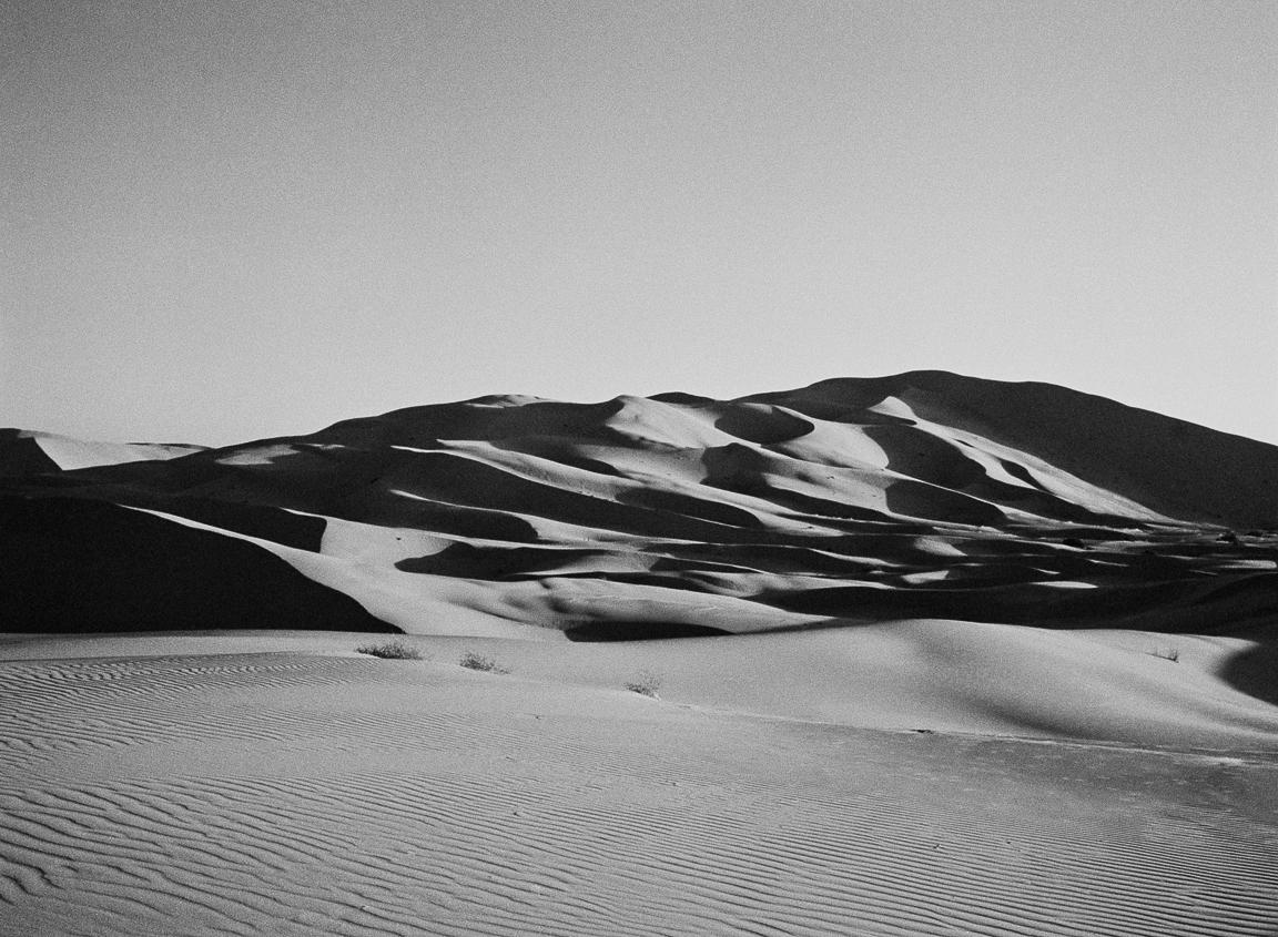 Maroko Express 2015, Sahara, Maroko Mamiya 7II+Sekor N 65/4, Cokin P003 Orange filter