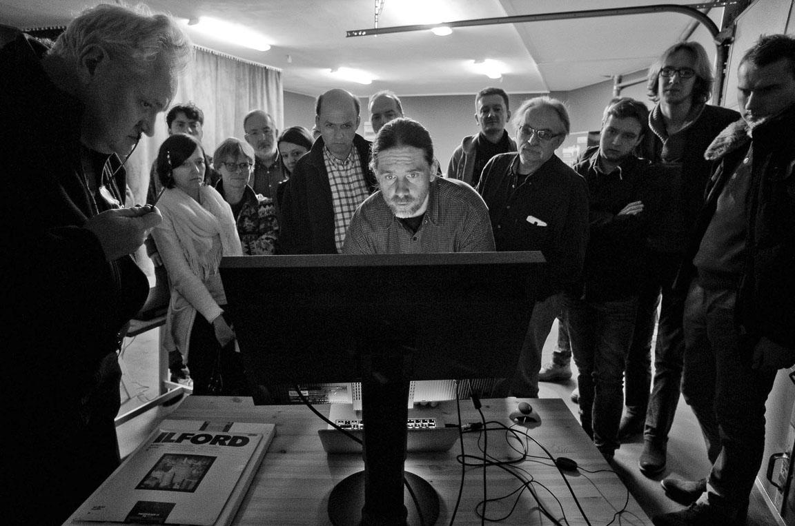 Warsztaty skanowania Medikon 30/11/2014 ©Szymon Aksienionek