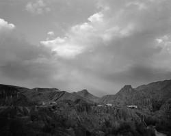 Maroko Express 2015, Dolina Dades, Atlas Wysoki, fotografia krajobrazu, Afryka, plener fotograficzny, fotografia tradycyjna, fotografia krajobrazowa, fotografia czarno-biała