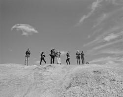 Maroko Express 2015 TEAM, Warzazate, Afryka, ludzie, chmury