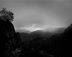 Nie ma złej pogody na fotografowanie. Podejście na Preikenstolen, Norwegia 2016