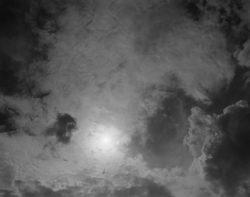Aerial, Dzień patrzenia w niebo, Mamiya 7II Sekor N 65/f4
