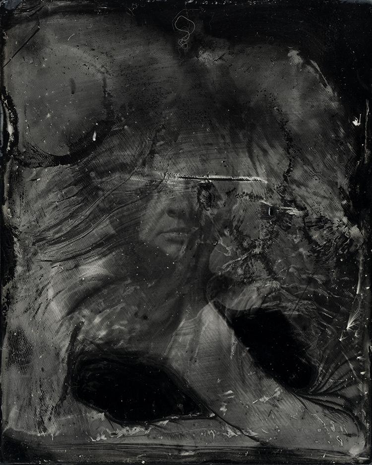 Mokry kolodion ©Karol Bagiński