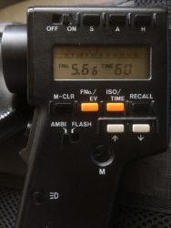 Minolta Spotmeter F, światłomierz punktowy, spot lightmeter, system strefowy, the zone system