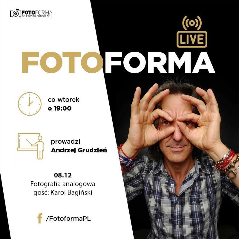 FB Live FOTOFORMA